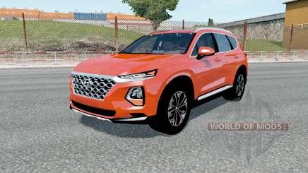 Hyundai Santa Fe (TM) 2018 für Euro Truck Simulator 2