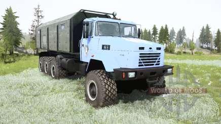 KrAZ-7140Н6 Loup pour MudRunner
