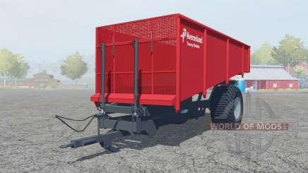 Kverneland Taarup Shuttle pour Farming Simulator 2013