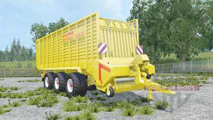 Strautmann Tera-Vitesse CFS three color options für Farming Simulator 2015