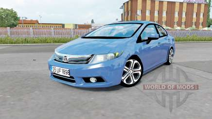 Honda Civic (FB) pour Euro Truck Simulator 2