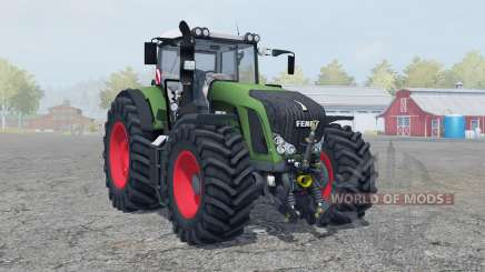 Fendt 924 Vario twin wheels für Farming Simulator 2013