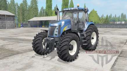 New Holland TG285 SuperSteeᶉ für Farming Simulator 2017