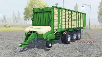 Krone ZX 550 GD north texas green für Farming Simulator 2013