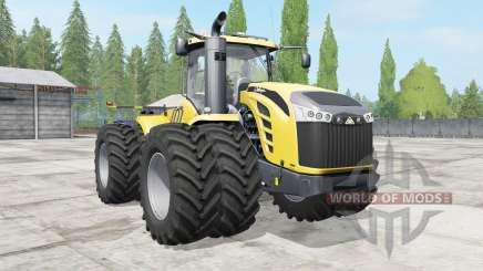Challenger MT900E wheels options pour Farming Simulator 2017