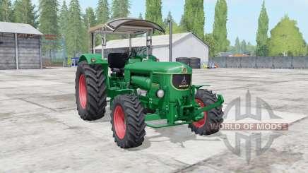 Deutz D 9005 A restoration für Farming Simulator 2017