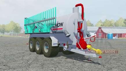 Pichon 25000l für Farming Simulator 2013