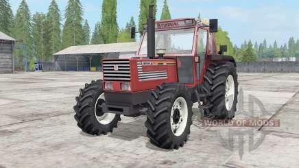 Fiatagri 180-90 Turbo ƊT pour Farming Simulator 2017