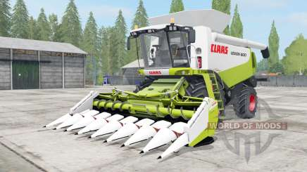 Claas Lexion 600 joystick animation pour Farming Simulator 2017