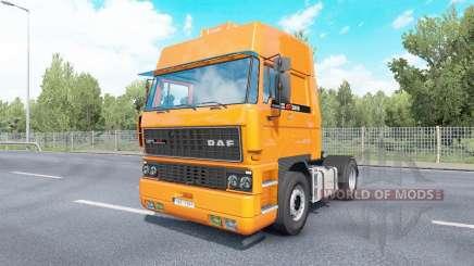 DAF 2800 Space Cab v1.2 pour Euro Truck Simulator 2