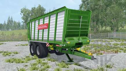 Bergmann HTW 45 north texas green für Farming Simulator 2015