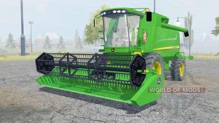 John Deere W540 pour Farming Simulator 2013