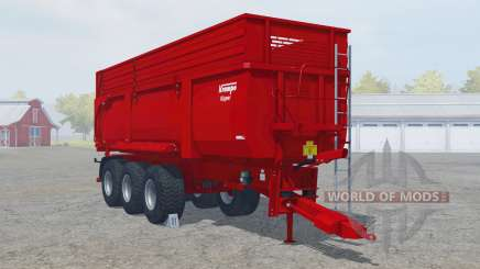 Krampe Big Body 900 S multifruit pour Farming Simulator 2013