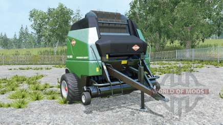 Kuhn VB 2190 north texas green für Farming Simulator 2015