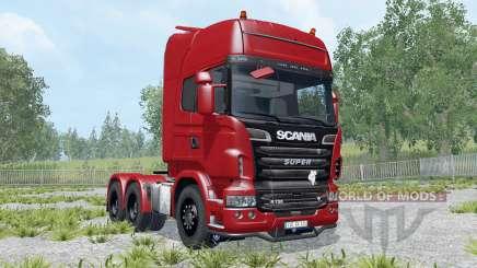 Scania R730 Topline pour Farming Simulator 2015