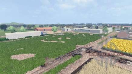 Haie des Nutons pour Farming Simulator 2015