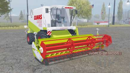 Claas Lexion 420 android green für Farming Simulator 2013