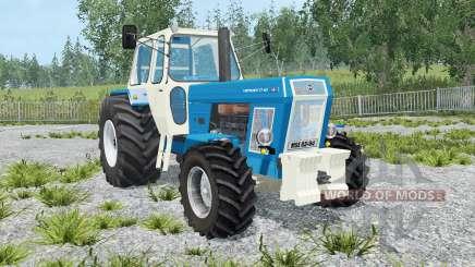 Fortschritt ZT 403 strong blue für Farming Simulator 2015