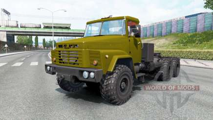 KrAZ-260V für Euro Truck Simulator 2