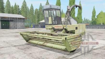 Fortschritt E 281-E green mist für Farming Simulator 2017