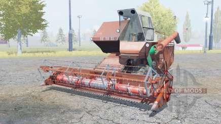 SK-5M-1 Niva manuel d'allumage pour Farming Simulator 2013