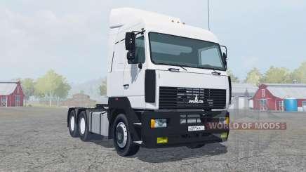 MAZ-6430 für Farming Simulator 2013
