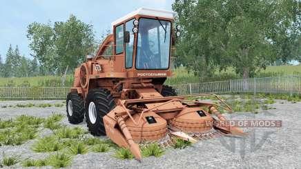 Don-680 beweglichen Teile für Farming Simulator 2015