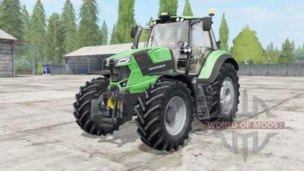 Deutz-Fahr 6 TTV Agrotron power selection für Farming Simulator 2017