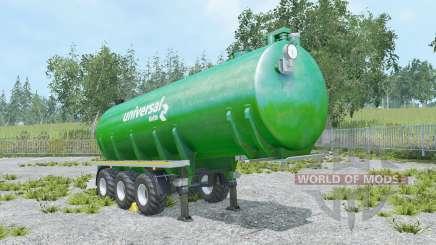 Kotte Garant TSA pantone green für Farming Simulator 2015