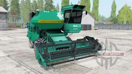 SK-5 Niva couleur verte pour Farming Simulator 2017