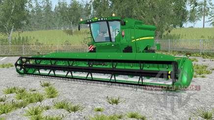 John Deere S690i realistic sound engine pour Farming Simulator 2015