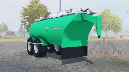Samson SG 23 für Farming Simulator 2013