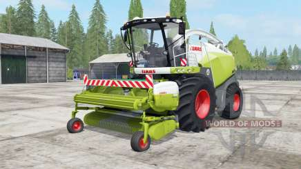 Claas Jaguar 840-870 für Farming Simulator 2017