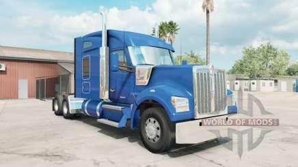 Kenworth W990 Mid-Roof Aerodyne Sleeper für American Truck Simulator