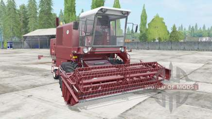 Bizon Super Z056 rose vale pour Farming Simulator 2017