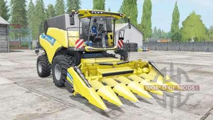 New Holland CR selectable extras pour Farming Simulator 2017
