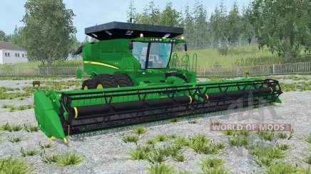 John Deere S690i 2014 pour Farming Simulator 2015