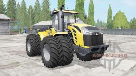 Challenger MT945-975E wheel options für Farming Simulator 2017
