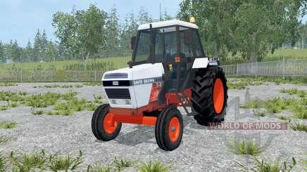 David Brown 1490 1980 für Farming Simulator 2015