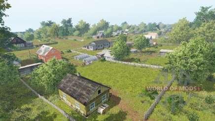 Le Centre De La Russie pour Farming Simulator 2017