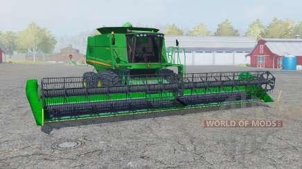 John Deere 9770 STS straw chopper für Farming Simulator 2013