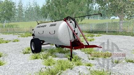 Kirchner K 3000 für Farming Simulator 2015
