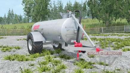 Briri 10600l für Farming Simulator 2015