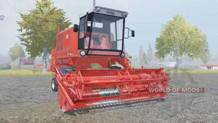 Bizon Super Z056 für Farming Simulator 2013