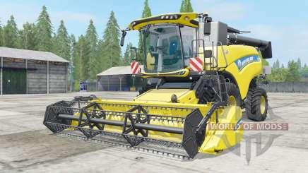 New Holland CR9.90 40 Years Edition für Farming Simulator 2017