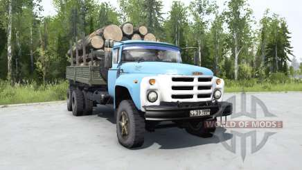 ZIL-133ГЯС pour MudRunner