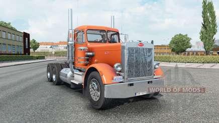 Peterbilt 359 Day Cab für Euro Truck Simulator 2