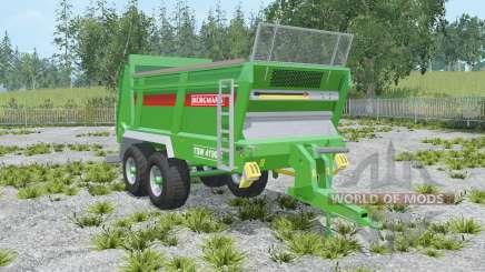Bergmann TSW 4190 S compost für Farming Simulator 2015