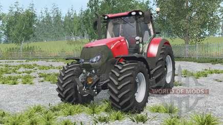Case IH Optum 300 CVX wheels weights pour Farming Simulator 2015
