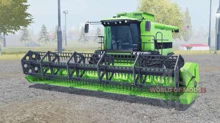 Deutz-Fahr 7545 RTS multifrucht für Farming Simulator 2013